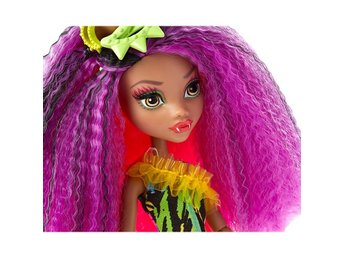 Clawdeen Wolf - Electrified - Monster High Docka - 2017