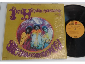 Jimi Hendrix - Are You Experienced - USA - LP