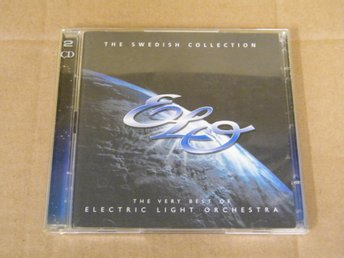 CD ELO THe SWEDish collection 2 cd