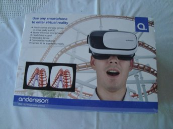 Virtual Reality glasses till smartphone Andersson