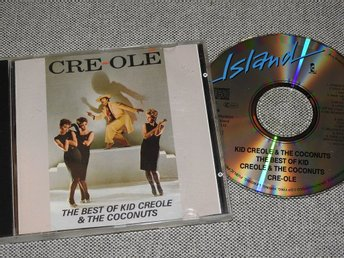 The Best of Kid Creole & The Coconuts - Cre-Olé CD