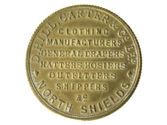 North Shield - Clothing manufacturers (Hill, Carter & Co
