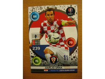 FANS FAVOURITE - DARIO SRNA - ROAD TO UEFA EURO 2016 FRANCE
