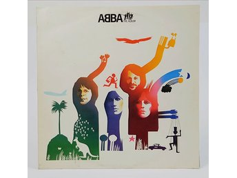 ABBA - The Album POLS 282 LP 1977