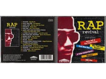 RAP REVIVAL CD - Edsbyn - RAP REVIVAL CD - Edsbyn