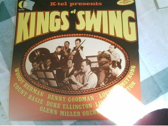 K-TEL PRESENTS KINGS OF SWING K-TEL NE 960