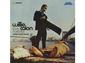 Colon Willie: Cosa Nuestra (Vinyl LP) - Nossebro - Colon Willie: Cosa Nuestra (Vinyl LP) - Nossebro