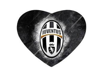 Juventus hjärtformad musmatta, present till fotboll och Juventus fans - Karlskrona - Juventus hjärtformad musmatta, present till fotboll och Juventus fans - Karlskrona
