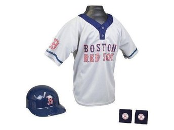 Boston Red Sox MLB barnset Franklin 5-9 år