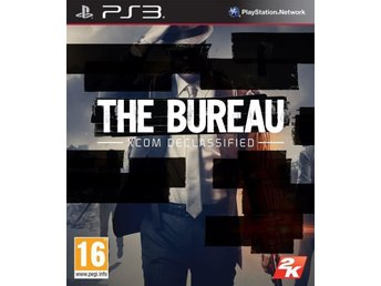 The Bureau: XCOM Declassified (PS3) NYTT & INPLASTAT