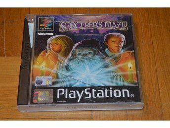 Sorcerers Maze - Playstation PS1