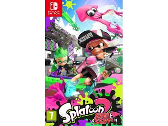 Splatoon 2 (Bergsala UK4)