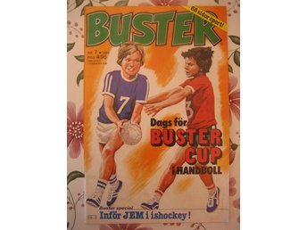 Buster   Nr:7-1981