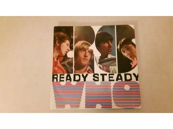 The Who - Ready Steady Who (Endast Omslag)