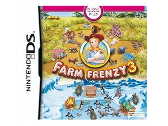 Farm Frenzy 3 - Nintendo DS