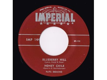 FATS DOMINO * ORIG:US-EP *IMPERIAL 144 * This is Fats*! HEAR