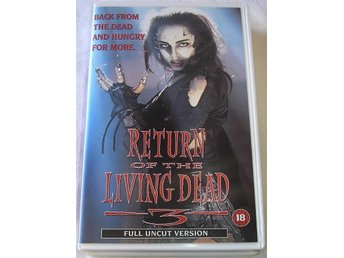 Return of the Living Dead 3 - FULL UNCUT VERSION