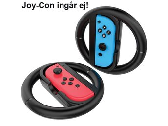 Nintendo Switch - Joy-Con Wheel pair Venom