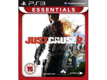 Just Cause 2 Essentials (PS3)