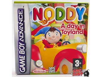 Noddy A Day In Toyland