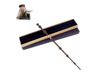 Metallkärna Albus Dumbledore Magic Wand / Harry Potter Magisk Wand Stick