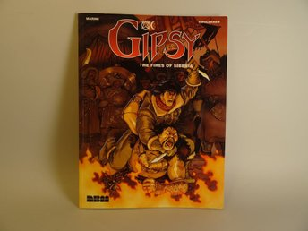 Gipsy - The fires of Siberia
