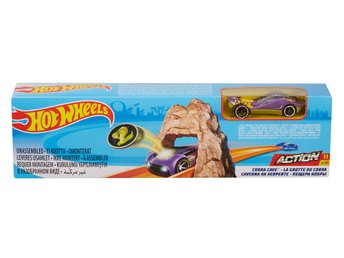 Hot Wheels Stunt Lekset Cobra Cave