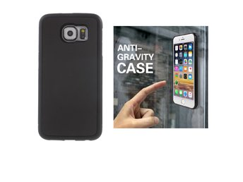Samsung Galaxy S7 Edge Anti-Gravity Case -Magic -HandsFree-Svart