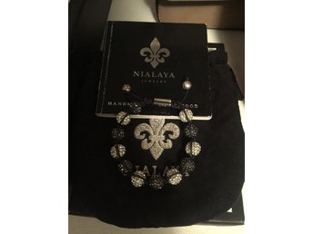 Nialaya armband diamanter