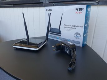 Router, D-Link AC750