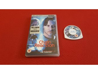 CHAIN REACTION UMD FILM till Sony PSP