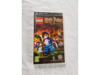 LEGO: Harry Potter - PSP (Komplett!)