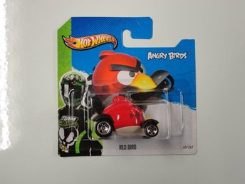 Hot Wheels 2012 RED BIRD