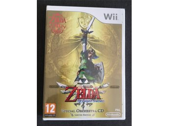 The Legend Of Zelda: Skyward Sword LE till Wii - INPLASTAT