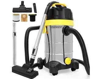 Dammsugare 1800W (389159754) ᐈ Bilavgas på Tradera