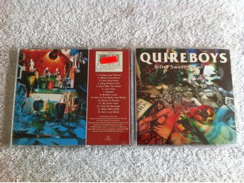 Quireboys - BItter Sweet & Twisted