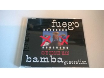 One Horse Man - Fuego / Bamba Generation, CD