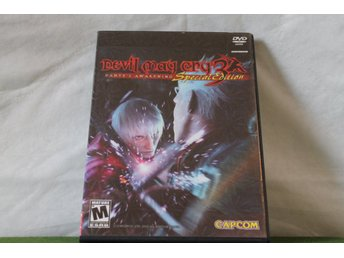 Devil may cry 3 Pc spel