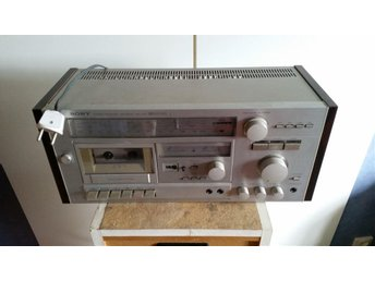 Sony Stereo Receiver Tapedeck HST-300