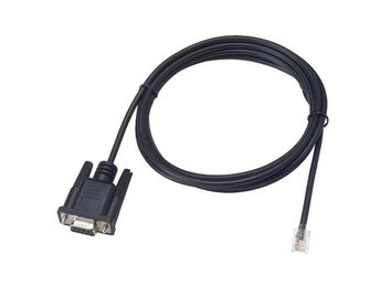 Promise DB9-RJ11 Serial console cable