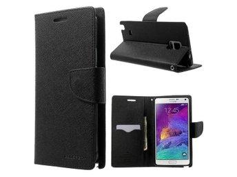 Samsung Galaxy Note 3 Plånboksfodral Fodral Svart - Gävle - Samsung Galaxy Note 3 Plånboksfodral Fodral Svart - Gävle