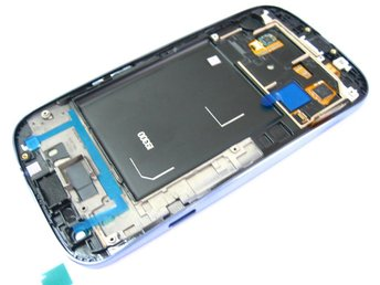 For Samsung Galaxy S3 SIII i9300 FULL Touch Screen+LCD Display+Frame~Blue - Hong Kong - For Samsung Galaxy S3 SIII i9300 FULL Touch Screen+LCD Display+Frame~Blue - Hong Kong