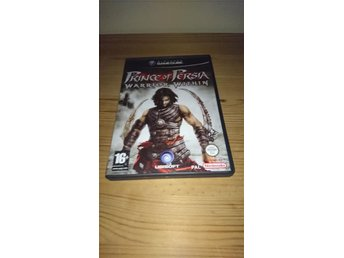 Prince of Persia Warrior Within Nintendo Gamecube spel GC