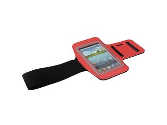 Fitness - Sportarmband för Smartphones (Röd) - Malmö - Fitness - Sportarmband för Smartphones (Röd) - Malmö
