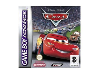 Cars - Gameboy Advance