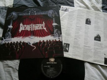 DEATH ANGEL  LP   ACT III