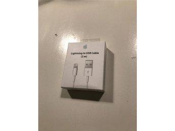 2M - Iphone-iPad - iPod - Laddare - Lightning Plomberad - Kyrkhult - 2M - Iphone-iPad - iPod - Laddare - Lightning Plomberad - Kyrkhult