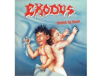 EXODUS - BONDED BY BLOOD (LTD EDT, COLORED, GATEFOLD) 2xLP