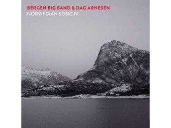 Bergen Big Band & Dag Arnesen: Norwegian Song IV (CD) - Nossebro - Bergen Big Band & Dag Arnesen: Norwegian Song IV (CD) - Nossebro