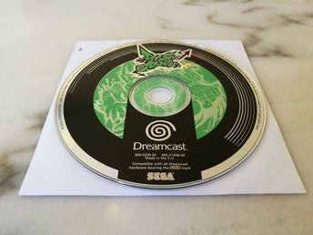 Jet Set Radio - Sega Dreamcast - DC - PAL